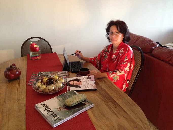 the morning style - Japanese chimono
