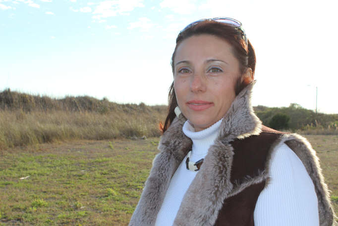 Emanuela Neculai | Style Strand Fashion - Faux fur vest