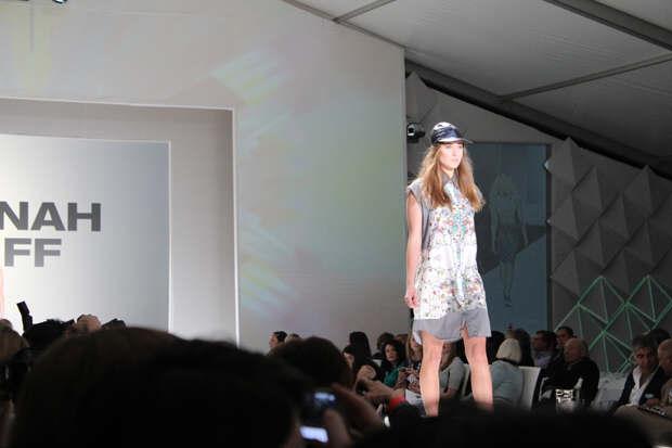 Charleston Fashion Week 2013 – Emerging Designers: Callie Nichol and Hannah Goff