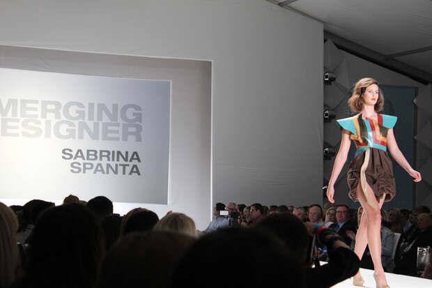 Charleston Fashion Week 2013 Emerging Designer Sabrina