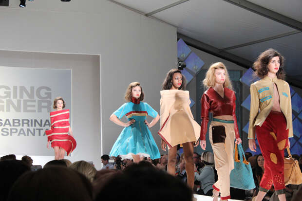 Charleston Fashion Week 2013 Emerging Designer Sabrina Spanta By Style Strand Fashion