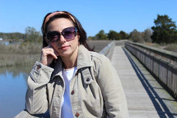Emanuela Neculai | Style Strand Fashion - Classy corduroy jacket