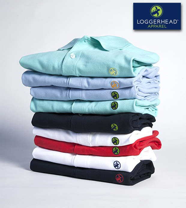 Loggerhead Apparel Bellwether360 Polos