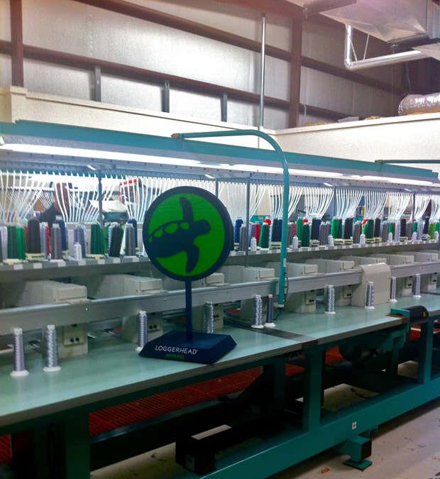 Loggerhead Apparel - Manufacturing Facility