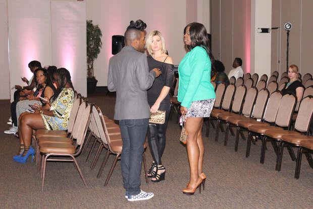 """"""" Style Exhibition"""" fashion Show Columbia, SC  2013 - Style Strand Fashion"""