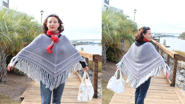 poncho front and back winter 2013 sc pictures north myrtle beach my style fall 2013  %tag