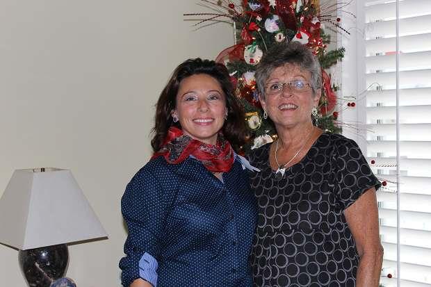 Ema and Mrs. Gail