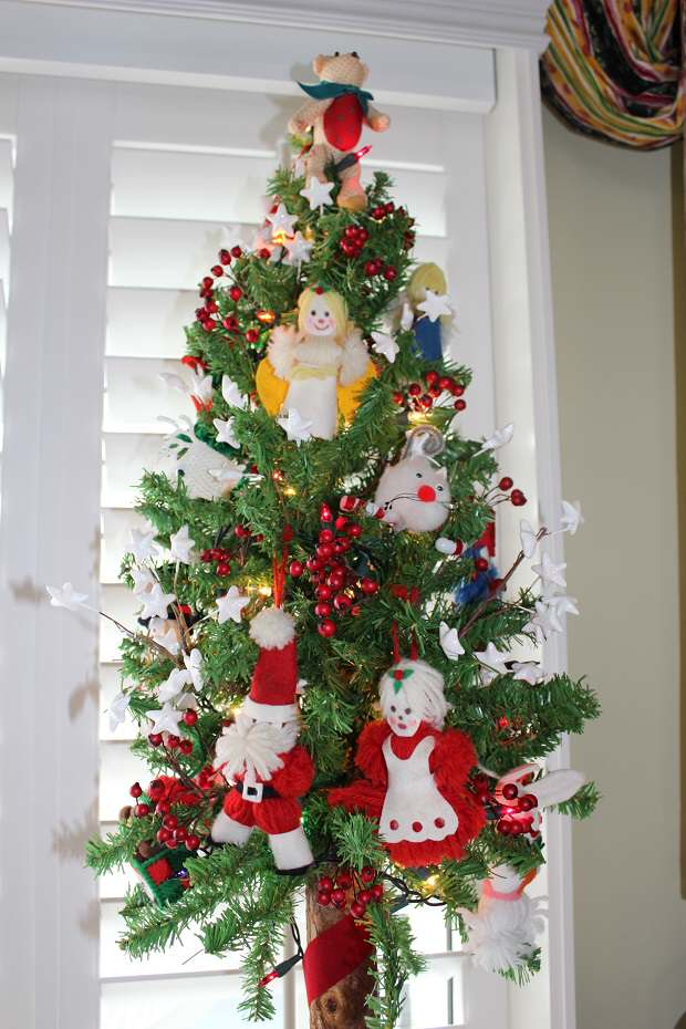 Mrs Gail's Christmas Ornaments - Tree