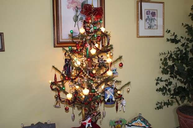 Mrs Gail's Christmas Ornaments - Christmas Tree