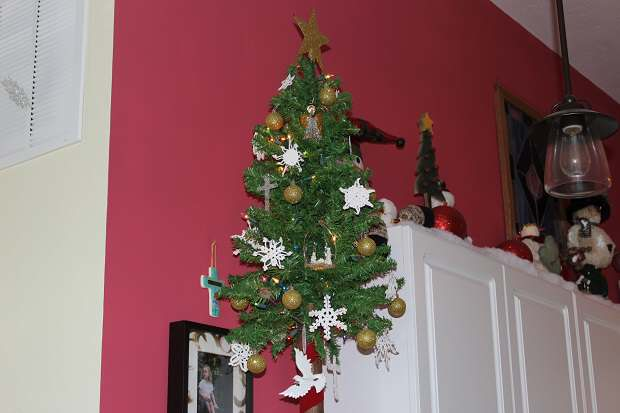 Mrs Gail's Christmas Ornaments - Christmas Tree Decorations - Detail