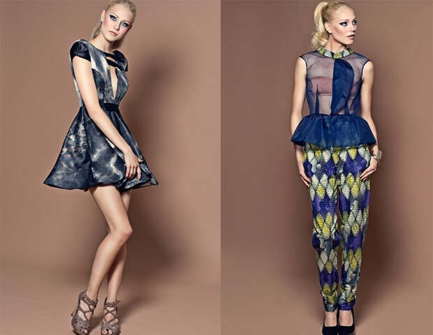 Tina Lobondi - Style Strand Fashion