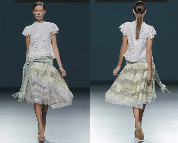 Fashion designer Sitka Semsch