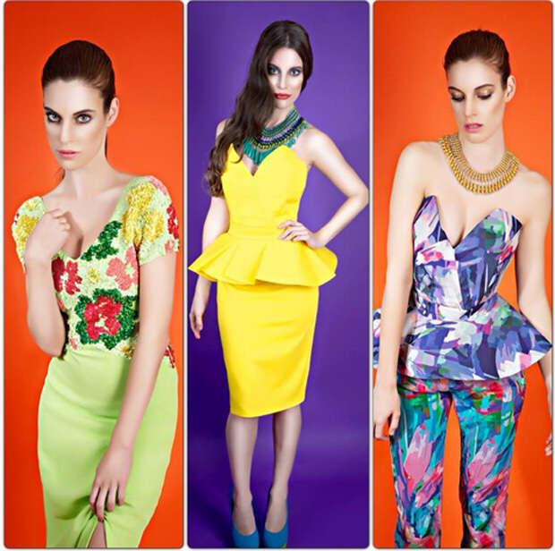 Enchanted Garden – Floral Print Trend S/S 2014