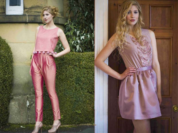 Pink hues trendy colors for Spring/Summer 2014