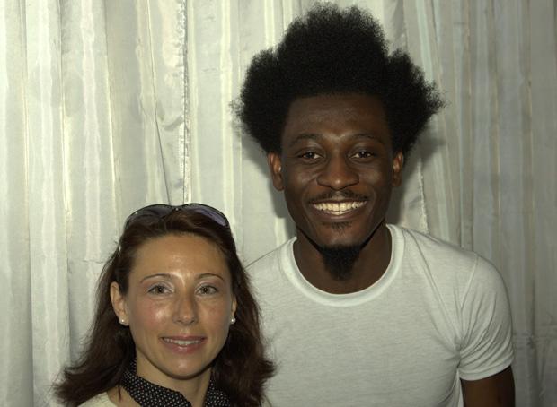 Afriyie Poku-Emanuela Neculai