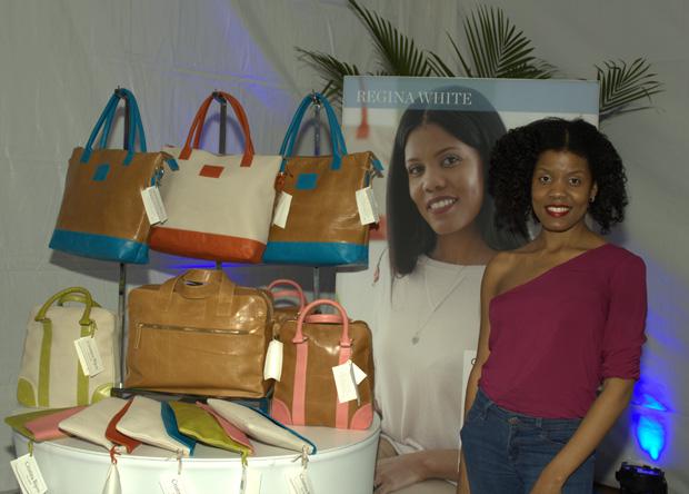 Regina White - designer bags