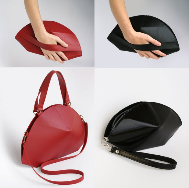 Minimalist bags - the beauty of simplicity