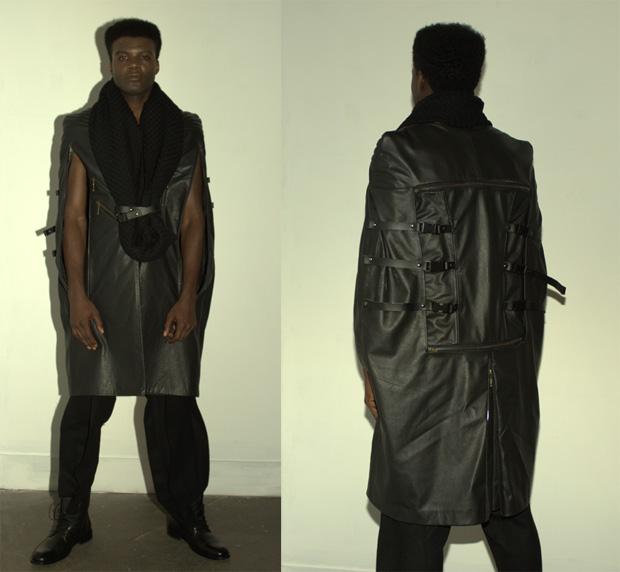 Oberima Afriyie - Fashion presentation CFW 2014