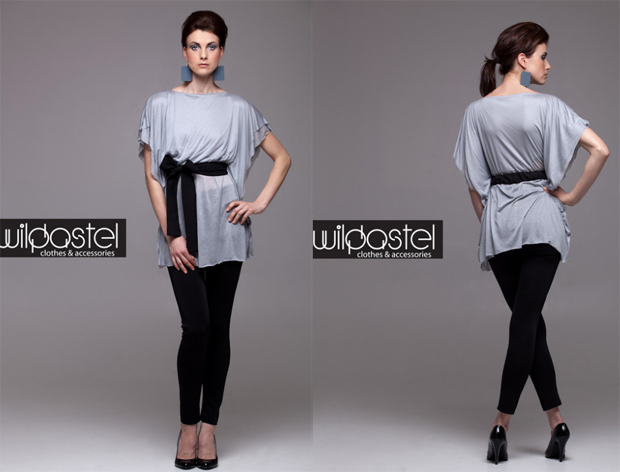 Jersey tunic is both practical and comfortable