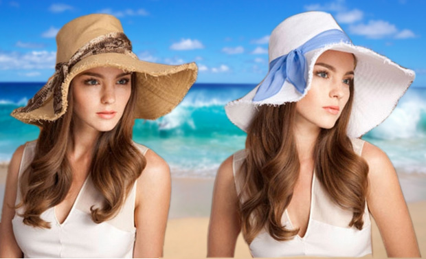 Top Sun Hats To Glam Up Your Summer Beach Vacation  4e3bb6403dc
