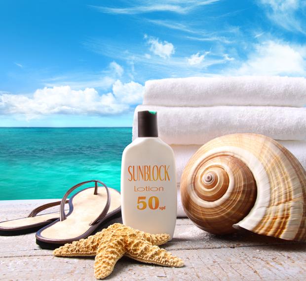 Skin care under the sun