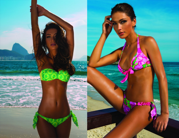 Beach Fashion – Swimwear Summer 2014