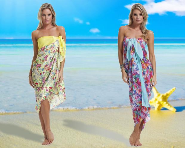 Beach wrap - the ultimate versatile beachwear