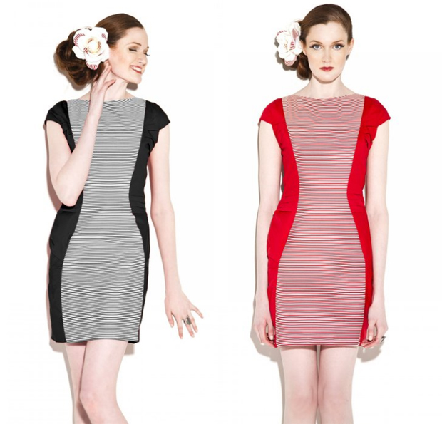Miss C fitted dress with fabulous fit that can't be beat.